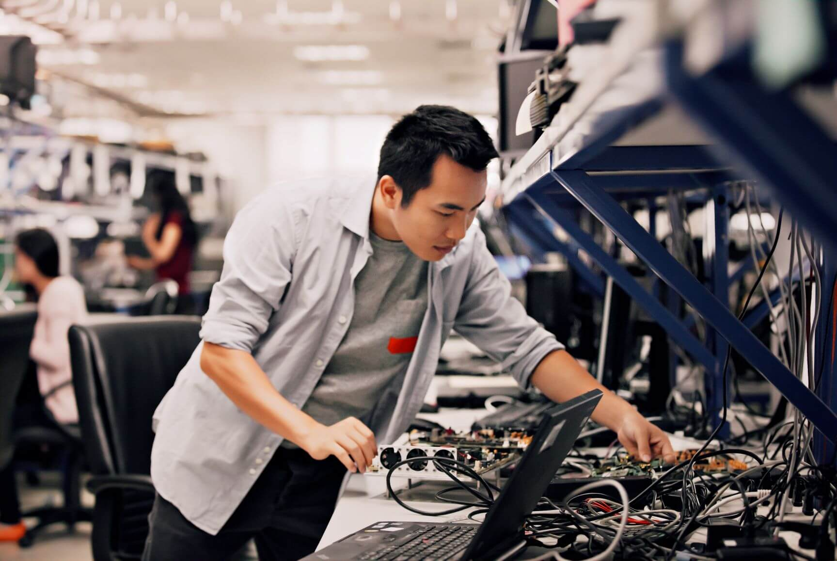 LTE & 5G Training for Engineers with Wireless Experience